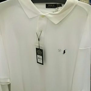 Polo by Ralph Lauren Shirts - Ralph Lauren Polo Shirt White size 4XB NWT